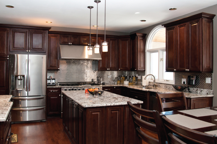 Semi Custom Kitchen Cabinets: Semi-Custom Kitchen Cabinets Cleveland, Ohio