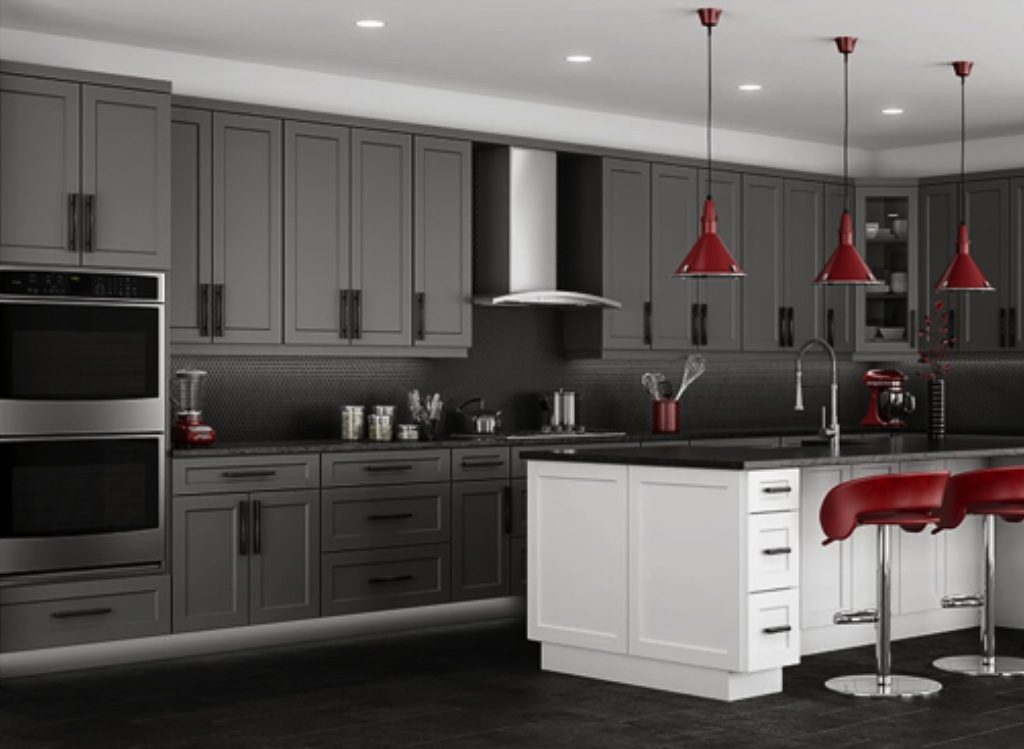 Semi Custom Kitchen Cabinets Cleveland Ohio
