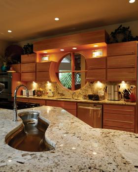 Custom Granite Quartz And Laminate