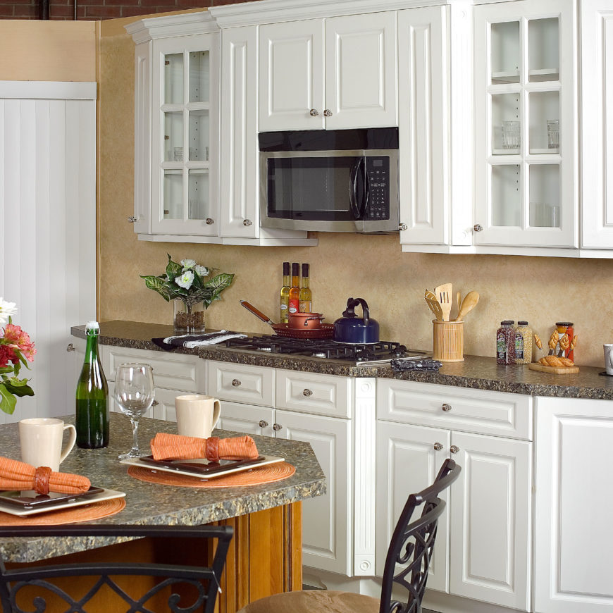 Semi Custom Kitchen Cabinets Cleveland Ohio